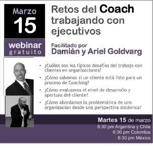Retos del coach trabajando con ejecutivos